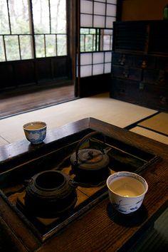 Japanese open hearth
