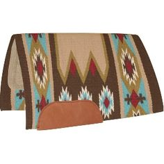 Shop for horse saddle pads at NRS! Choose a saddle pad or saddle blanket for your horse from a huge variety of styles from your favorite tack brands. Horse Saddle Pads, Western Saddle Pads, Western Horse Saddles, Western Tack, Horse Gear, My Horse, Horse Tack, Western Wear, Tack Room Organization