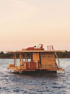$1500 la nuit au Manta Resort à Zanzibar. Mais la chambre est sous-marine!  La cabane flottante - L'esprit cabane - CôtéMaison.fr