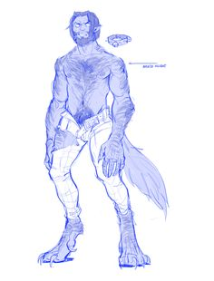 Chaz | Melbourne | 19 I draw and sketch ! Commissions are currently closed :( werewolf mccree