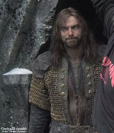 Aidan Turner as Kili (The Hobbit: The Battle of the Five Armies) Fili Und Kili, Dean O'gorman, Aiden Turner, Thranduil, Poldark, Irish Men, Middle Earth, Lord Of The Rings, Lotr