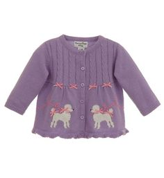 Baby Girls Cable Knit Cardigan | Hartstrings - 25-60% OFF | Hartstrings