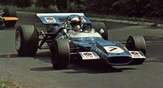 1969 Jackie Stewart, Matra MS80