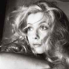 Catherine Deneuve, Richard Avedon