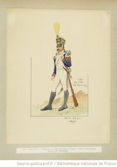 French; 27th Line Infantry, Voltigeur 1809-14 by E.Fort