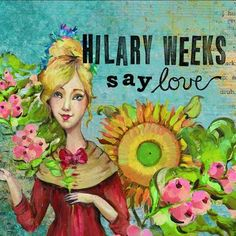 Hilary Weeks' newest album SAY LOVE is available now! Packed with positive inspirational music performed with the passion that has made her famous around the world, Say Love features some of Hilary's best music yet. If you were a fan of her #1 Billboard album, Every Step, you're sure to love this!