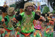 Grand Cordillera Festival 2012 Baguio, Philippines