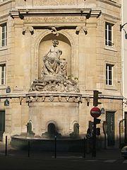 Photo de Fontaine Cuvier, Paris 05, PA00088427