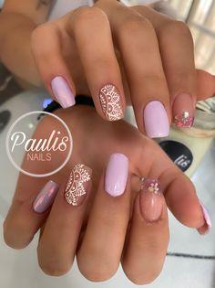 Gelish Nails, Nail Manicure, Diy Nails, Semi Permanente, Nail Decorations, Cute Couples Goals, Short Nails, Nail Designs, Nail Art