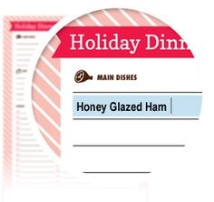 Holiday Dinner Plan - Download here: https://www.alejandra.tv/shop/printable-home-organizing-checklists/#holidays?utm_source=Pinterest&utm_medium=Pin&utm_content=Checklistk&utm_campaign=Pin Use this checklist to plan out and shop for everything you are going to make (or bring) for your family Holiday dinner. Tracking everything on one checklist makes shopping and cooking so much faster and easier!