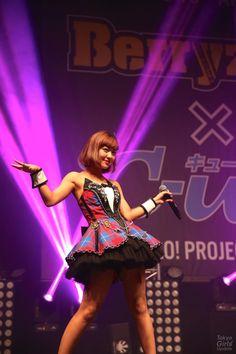 A story of Berikyu Concert in Paris ~Like An Alumni Reunion After A Long Interval~ | Japanese kawaii idol music culture news | Tokyo Girls Update / ℃-ute - 萩原舞 Mai Hagiwara