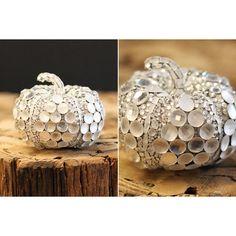 Designer Pumpkin Carving - Decorated Designer Pumpkin Carvings found on Polyvore
