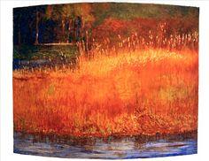 Love this piece from Ernest Garhtwaite http://garthwaitefinearts.com/