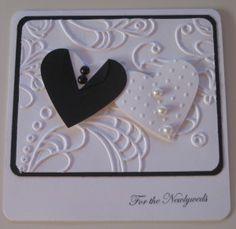 ♔ WEDDING CARD, #CRICUT, #CRICUTEXPLORE     https://www.pinterest.com/moonshooter1