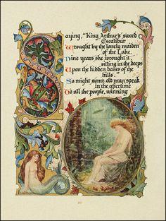 .King Arthur, Camelot, Excalibur