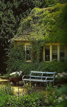 Cottage garden retreat