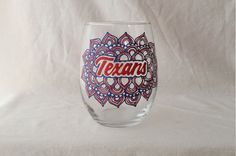 Hey, I found this really awesome Etsy listing at https://www.etsy.com/listing/398556493/houston-texans-football-hand-painted