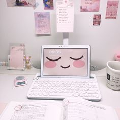 Study pink color discharge during pregnancy - Pink Things Study Room Decor, Study Rooms, Bedroom Decor, Study Desk, Study Space, Aesthetic Rooms, Pink Aesthetic, Kawaii Room, Desk Inspiration