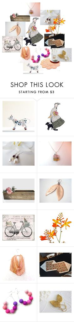 """""""Fair Winds"""" by inspiredbyten ❤ liked on Polyvore featuring Rustico"""