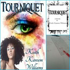 "Almost done with ""Tourniquet,"" I promise. At the beginning of the year I told my readers to expect more material from me in 2014 & I plan to deliver."