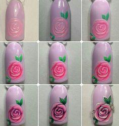 Step By Step Rose