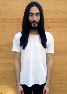 Tony Thornburg Tony Thornburg, Man Candy, Asian Men, Portraits, T Shirts For Women, Eye, Hair, Beautiful, Fashion