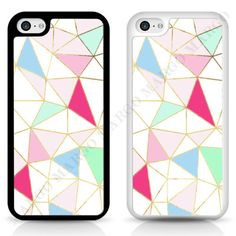 GEOMERTIC-PATTERN-PASTEL-TRIANGLES-PHONE-CASE-COVER-FOR-IPHONE-SAMSUNG-SONY