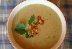 Supă de chimen cu ou și smântână | Click! Pofta Buna!