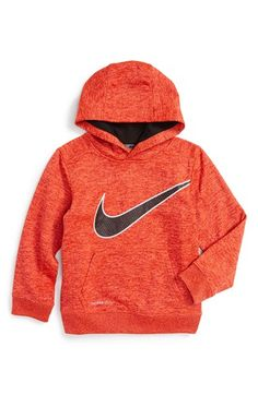 Nike 'KO 3.0' Therma-FIT Hoodie (Toddler Boys & Little Boys)