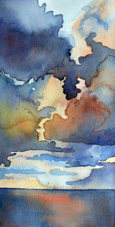 seascape | Leslie White