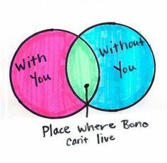 but I love me some Bono!