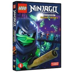 DVD LEGO Ninjago Masters of Spinjitzu S5 Possession