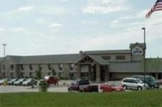 Grimes (IA) America Inn Lodge & Suites Hotel United States, North America Ideally located in the prime touristic area of Grimes, America Inn Lodge & Suites Hotel promises a relaxing and wonderful visit. The hotel offers guests a range of services and amenities designed to provide comfort and convenience. Facilities like meeting facilities, laundry service/dry cleaning, business center, disabled facilities, car park are readily available for you to enjoy. Designed for comfort, ...