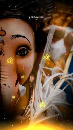 Ganesh Chaturthi Status, Happy Ganesh Chaturthi Images, Shiva Songs, Radha Krishna Songs, Shri Ganesh Images, Ganesha Pictures, Lord Shiva Pics, Lord Shiva Family, Ganpati Songs