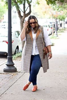 New Absolutely Free Business Outfit plus size Tips, Plus Size Fashion For Summer, Plus Size Fall Outfit, Dress Plus Size, Plus Size Outfits, Big Size Fashion, Curvy Outfits, Fall Outfits, Casual Outfits, Fashion Outfits