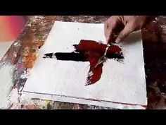 Abstract painting demo... 24/11/2016 - YouTube