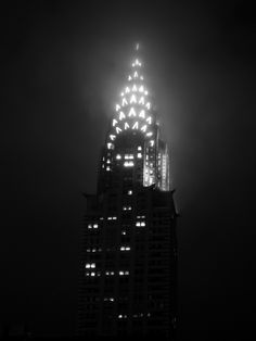 number one favorite building from when i was a young dreamer.  i'd still like to live in NYC when i get older, but only as long as i can find a nice, big loft with ceiling high windows that just happens to overlook the Chrysler Building (of course).
