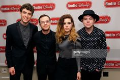 DISNEY - Warner Bros.' alt-rock band Echosmith visited Radio Disney Studios to discuss their newest single, 'Bright.' Their interview with Candice airs Monday, February 23 (3:00 p.m. ET / 12:00 p.m. PT).