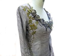 sansa costumes | Costume Embroidery & Illustration by Michele Carragher for Film & TV ...