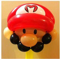 Balloon Mario brothers sculptures #balloon art Mario brothers #balloon-art-Mario-brothers #balloon Mario brothers sculptures #balloon-Mario-brothers-sculpture