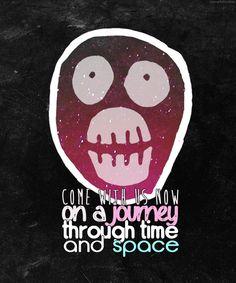 The Mighty Boosh// I SAW NOEL LIVE AT THE CLIFFS PAVILION!!!!!! HE WAS SOOOOOO FUNNY XOXO