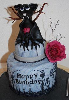 Hotel Transylvania Birthday Cake - CakesDecor