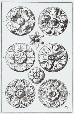 ancient rosette - Google Search