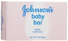 Johnson & Johnson Baby Bar, 3 oz (Pack of 3) Brought to you by Johnson & Johnson. Great Quality. 3 oz size unit of measure. Total of 3 units. Save money by buying in bulk!.  #Johnson_&_Johnson #Grocery