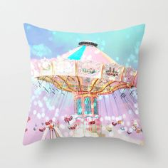 Hey, I found this really awesome Etsy listing at https://www.etsy.com/listing/161130198/carnival-pillows-ferris-wheel-pillow