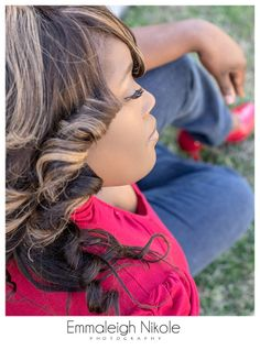 Headshots ~Candice for HairStylist Stone Mountain, GA Emmaleigh Nikole Photography - Charlotte NC Photographer