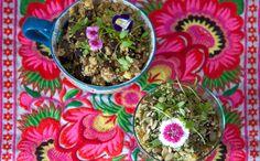 Cuscuz de quinoa e de milho