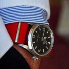 Rolex Red-Strap
