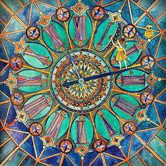 the idea of #Kaleidoscope #TheTimeGarden