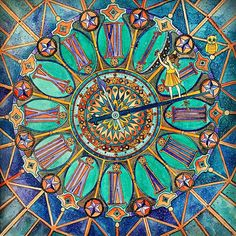 the idea of #Kaleidoscope #TheTimeGarden
